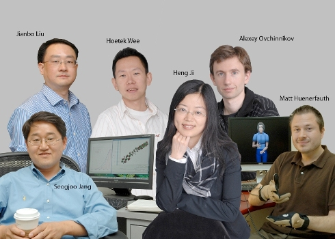 National Science Foundation Recognizes Six Recently Hired ...  National Scienc...