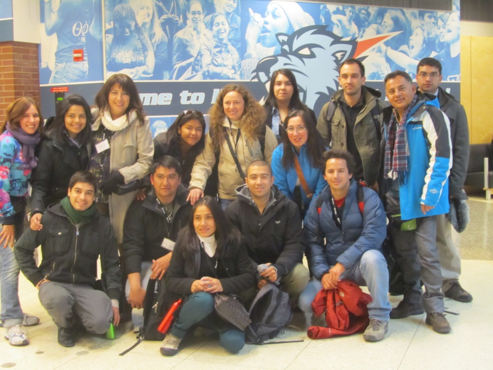 baruch students chile