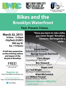 Bikes-on-the-Bk-Waterfront-poster1