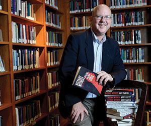 Tim Harper, editor of CUNY Journalism Press