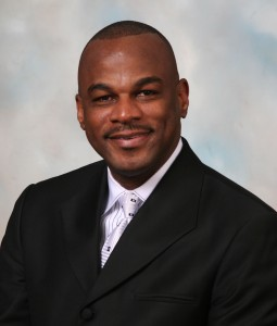 Golden Krust Caribbean Bakery & Grill President & CEO Lowell Hawthorne.