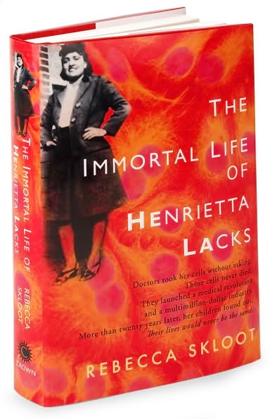 medical consent in the book the immortal life of henrietta lacks by rebecca scott The immortal life of henrietta lacks [rebecca skloot]  harvested without compensation or consent  cells and the their effect on medical science this book.