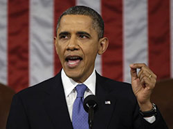 President Obama - 2013 State of the Union address