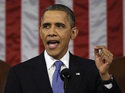 President Obama - 2013 State of the Union address