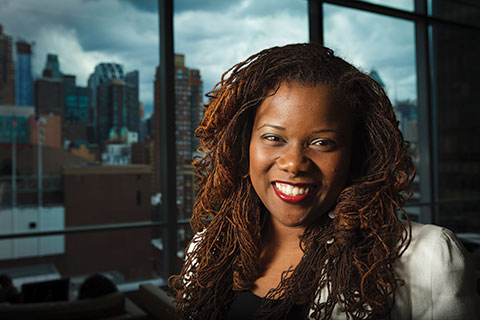 Dara Byrne - Associate Professor of Communication and Theater Arts - John Jay College