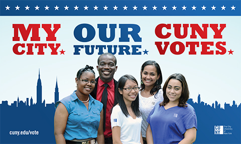 CUNY-VOTE-2013-Horizontal-Poster