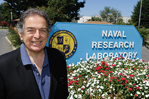 For the past several years, Massa spent summers working at the Naval Research Laboratory in Washington, D.C., to work directly with Karle.