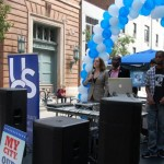 "Baruch College Host ""Get Out the Vote"" Rally"