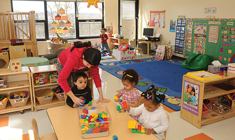 The Bronx Community College Early Childhood Center