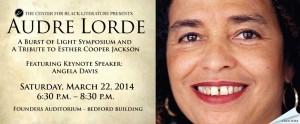 Audre Lorde Symposium
