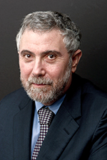 Paul Krugman; Photo Credit: Fred R. Conrad
