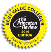 Princeton Best Value Colleges 2014