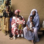 BurkinaFasoMaigaWivesHabyDaughters