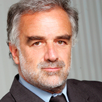 Luis Moreno Ocampo, first prosecutor, International Criminal Court