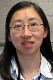 Dr. Sihong Wang, associate professor of biomedical engineering, Grove School of Engineering