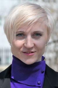Alla Zamarayeva, '11