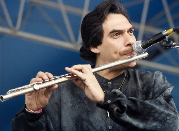 Para Ti: A Benefit For Dave Valentin At The Hostos Center