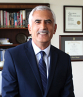 Assistant Vice President for Academic Affairs & Associate Provost Dr. Reza Fakhari