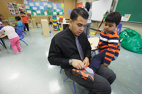 Education Start-Up: Five CUNY Colleges Training City's Pre-K ...