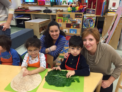 Parent Child Cooking Class