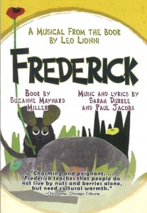 Frederick DP Cover
