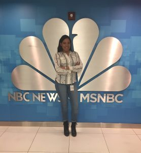 Grisel Mora at NBC