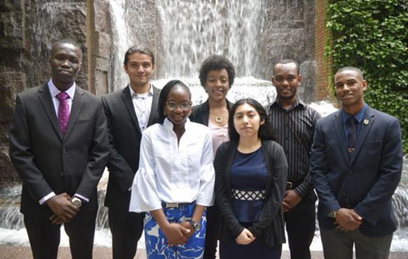 Kaplan Scholars
