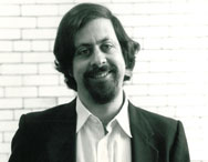 Dave Fields, from the 1986 CUNY Law yearbook