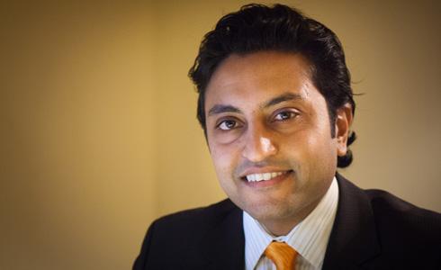 Yogi Patel ('06)