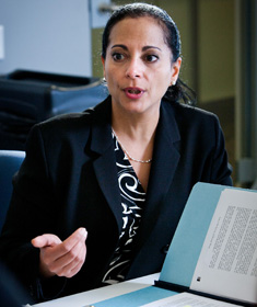 Clinical Law Professor Degna Levister
