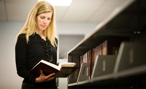Professor Caitlin Borgmann