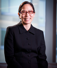 Clinical Law Professor Lynn Lu