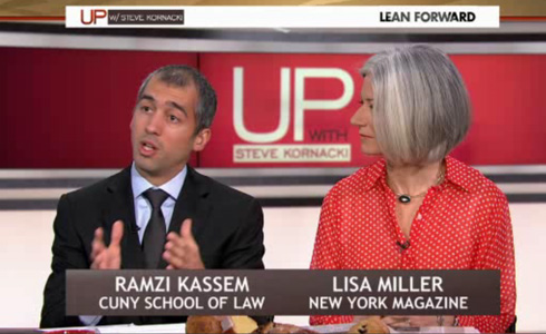 Professor Kassem on MSNBC's Up w/ Steve Kornacki