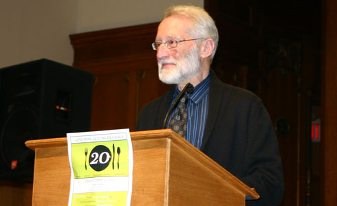 Professor John Cicero