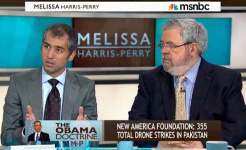 Professor Ramzi Kassem on MSNBC's Melissa Harris-Perry Show.
