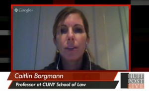 Borgmann on HuffPost Live