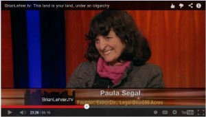 Paula Z. Segal ('11)