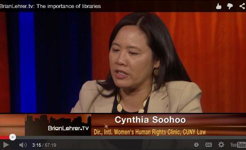 Professor Cynthia Soohoo