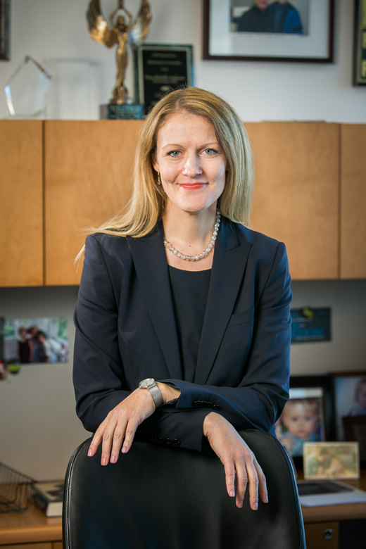 CUNY Law Dean Michelle J. Anderson