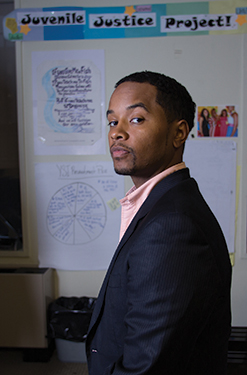 Angelo Pinto ('08):Fighting for Incarcerated Youth