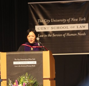 CUNY Law professor Shirley Lung.