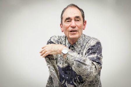 South African Justice Albie Sachs