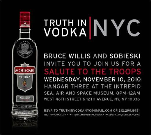 Bruce Willis Event