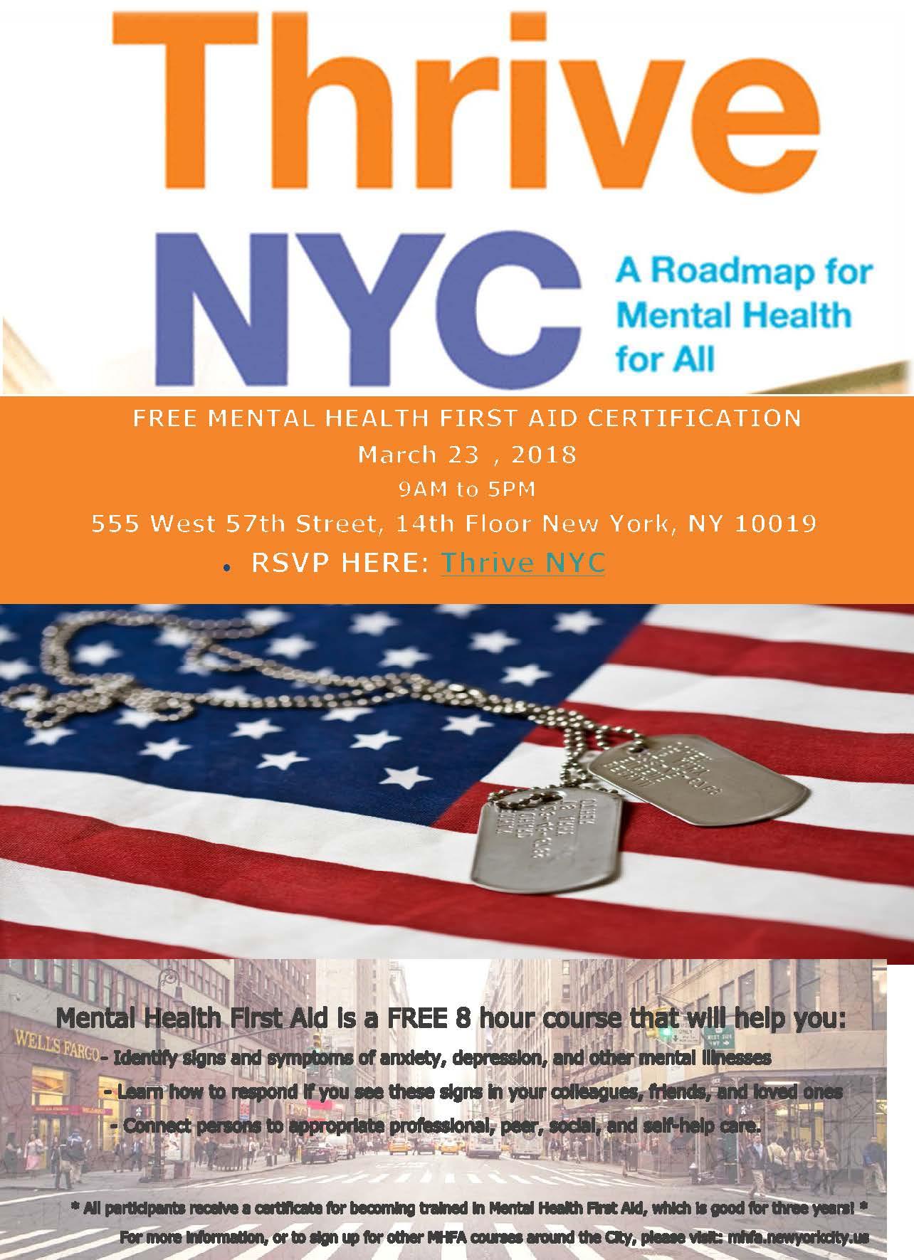 Thrive Nyc Cuny Veterans News