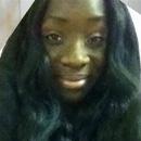 Lydia Amoa-Owusu smiling