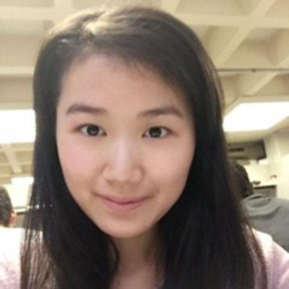 Yueli Chen smiling
