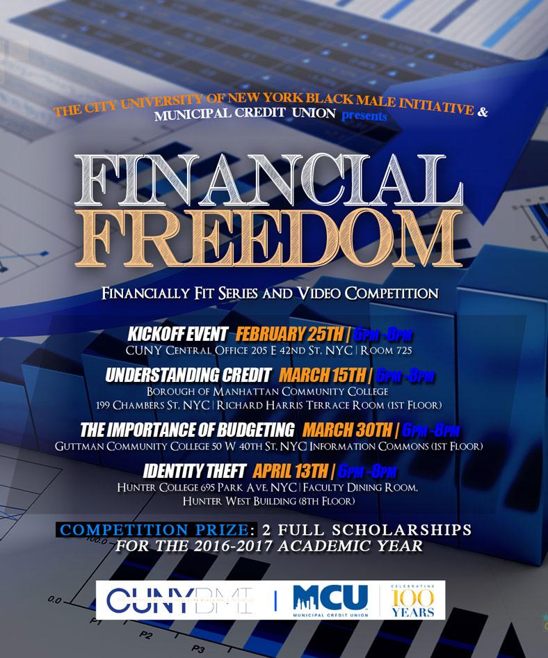 Financial Freedom CUNY BMI-MCU