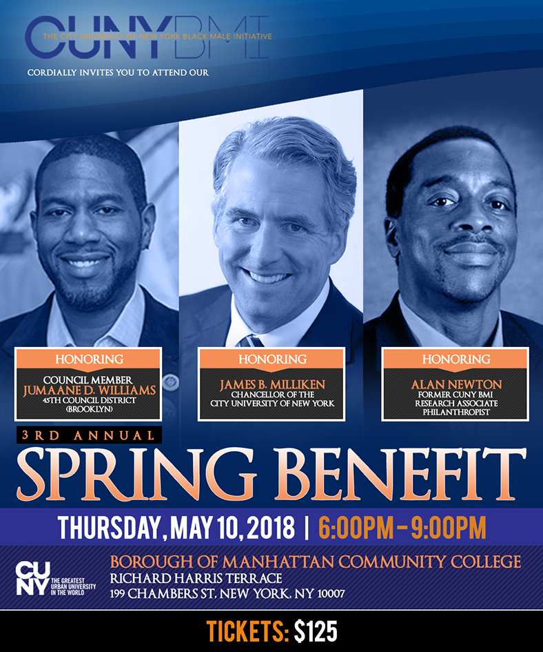 Spring Benefit event
