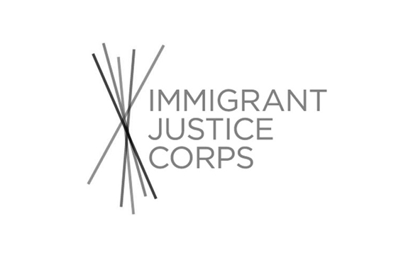 Immigrant Justice Corps Logo