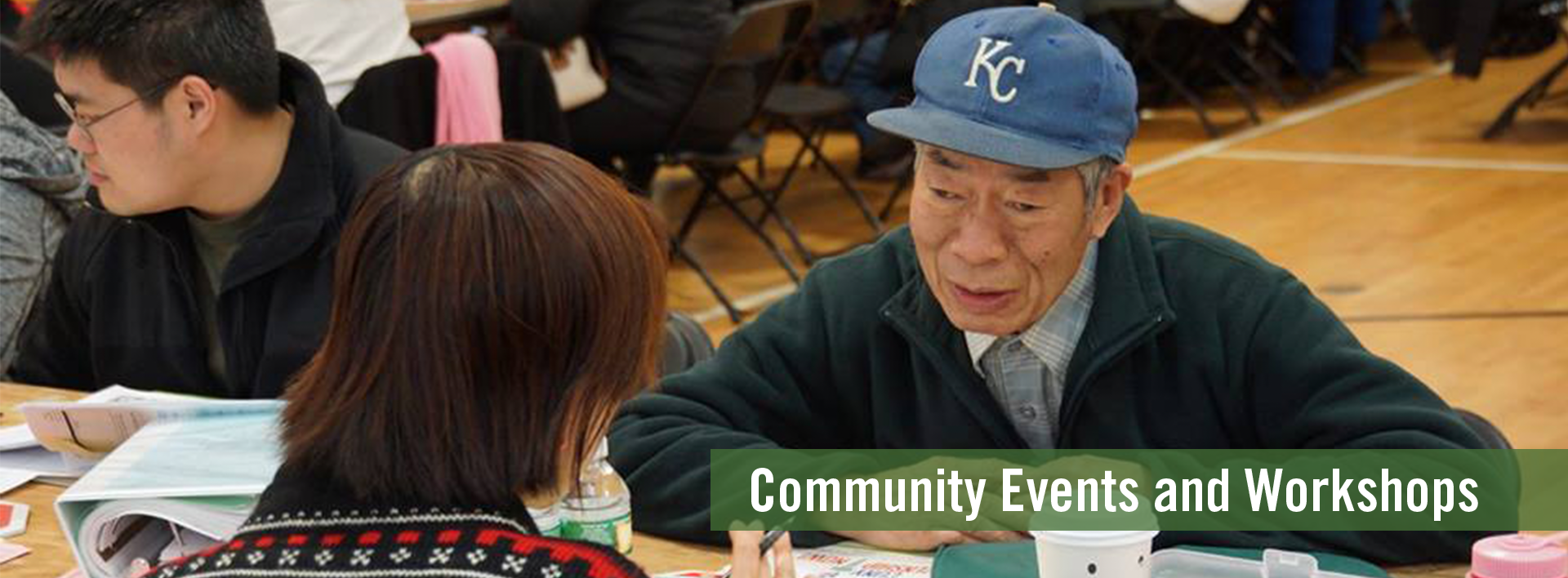 Community Events and Workshops